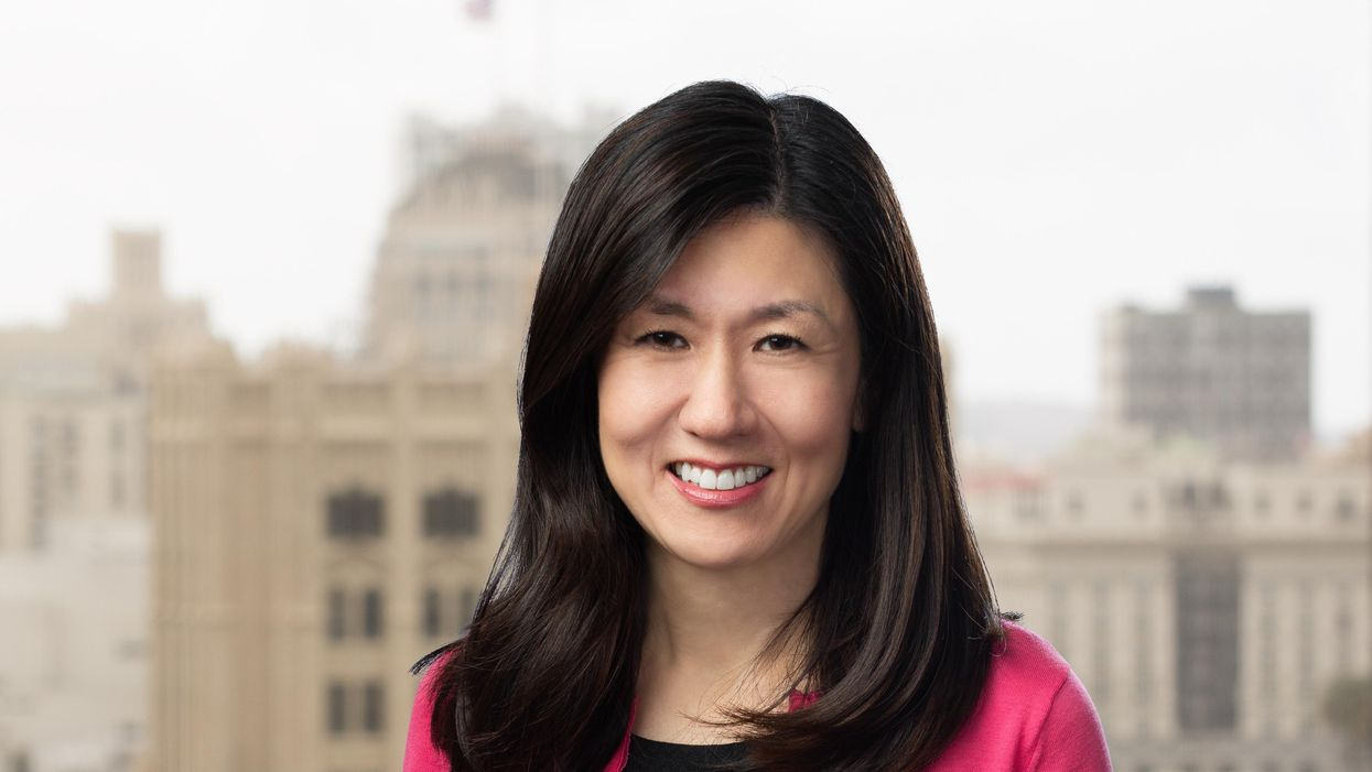 Jina Choi, now a lawyer at Morrison & Foerster, oversaw enforcement for the SEC in San Francisco from 2013 to 2018.