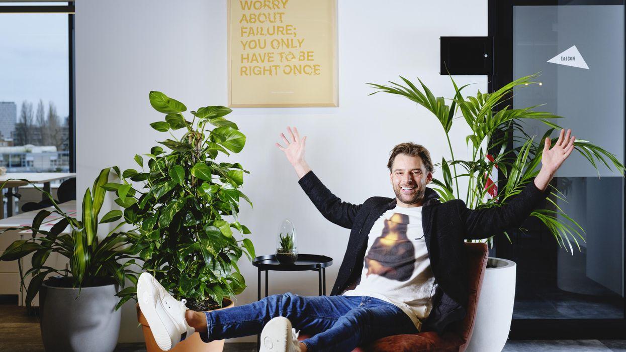 MessageBird CEO Robert Vis is getting acquisitive.