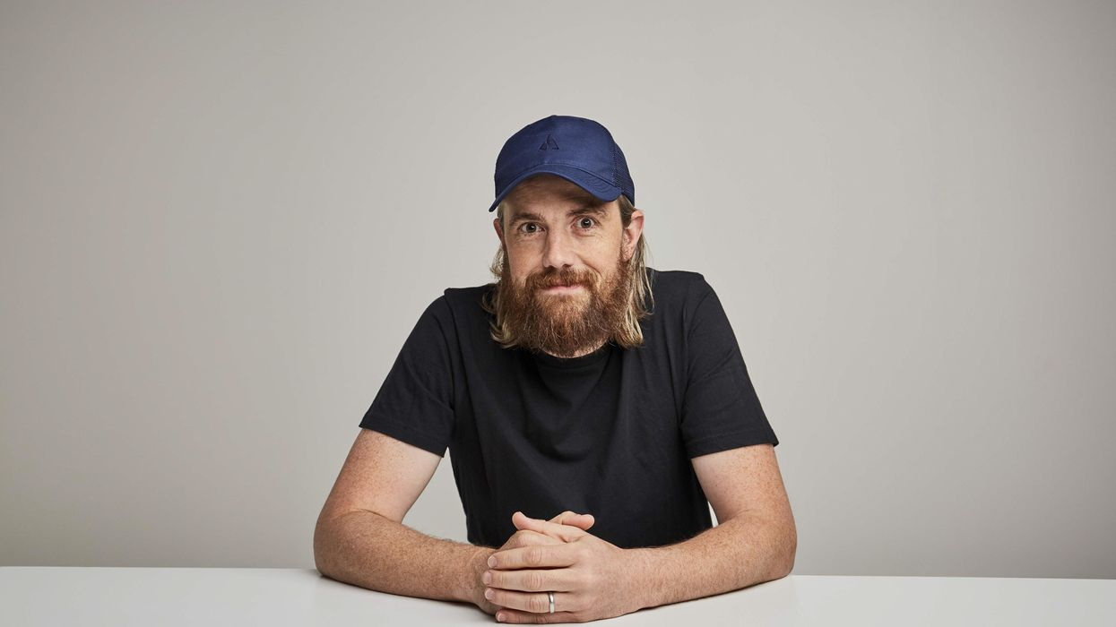 Atlassian co-founder and co-CEO Mike Cannon-Brookes.