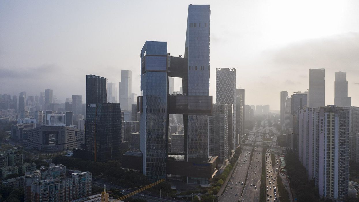 China's Big Tech legal teams are unbeatable on their home courts, literally