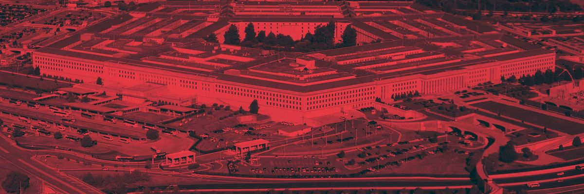 The Pentagon's JEDI contract may never return.