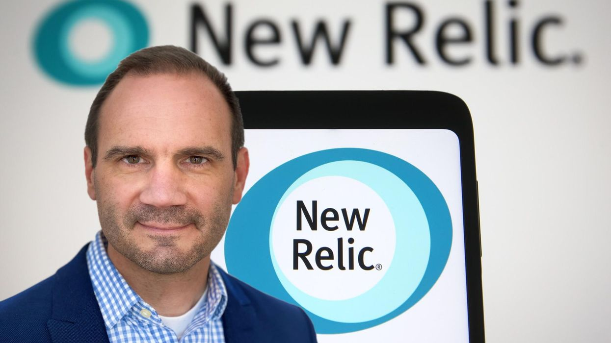 Bill Staples is taking over at New Relic.