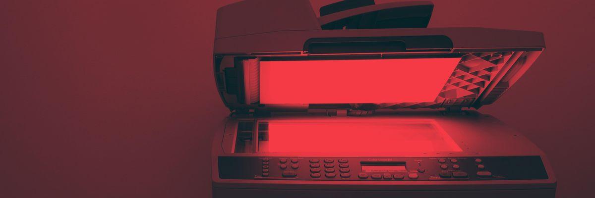 A photocopier.
