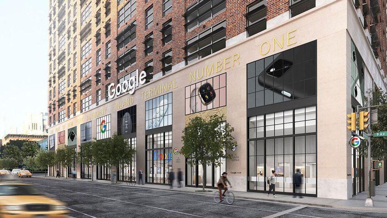 Google is opening its first brick-and-mortar retail store