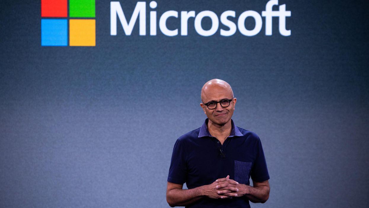 Satya Nadella is expected to make cloud news at Microsoft's Build conference Tuesday.