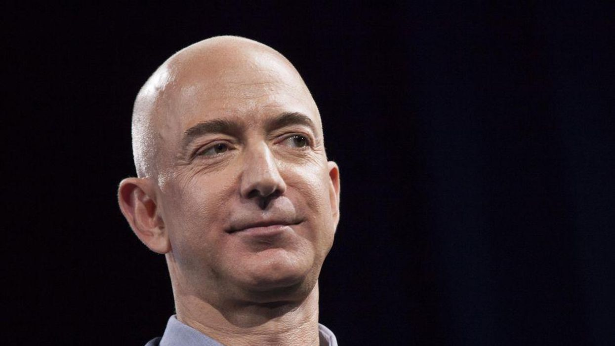 Jeff Bezos is going to space, and you can join him