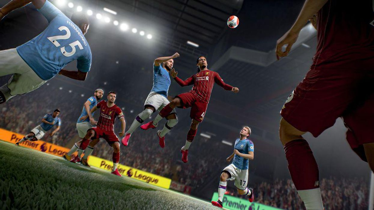 Source code for FIFA was among the stolen data.