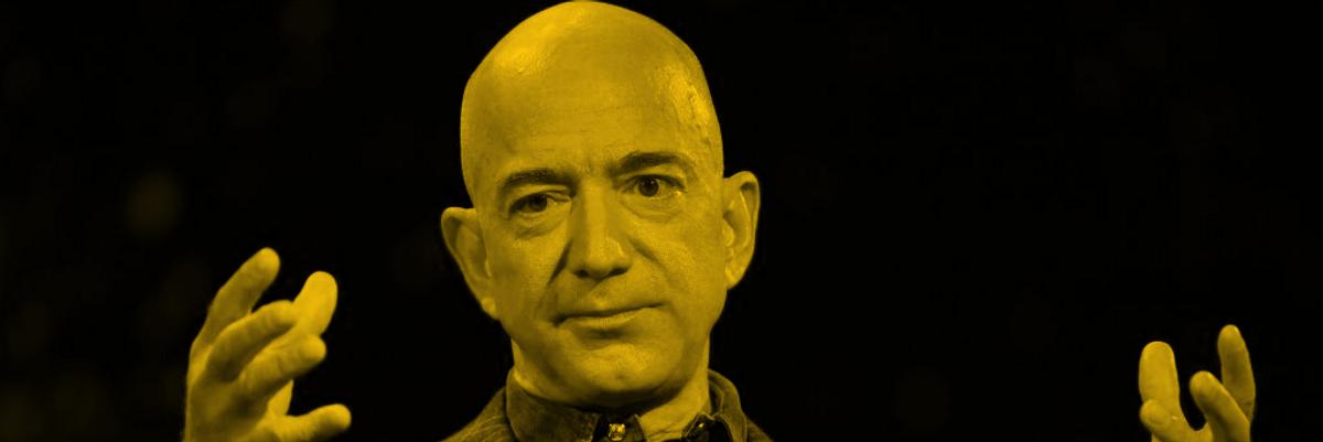Amazon's no good, very bad month