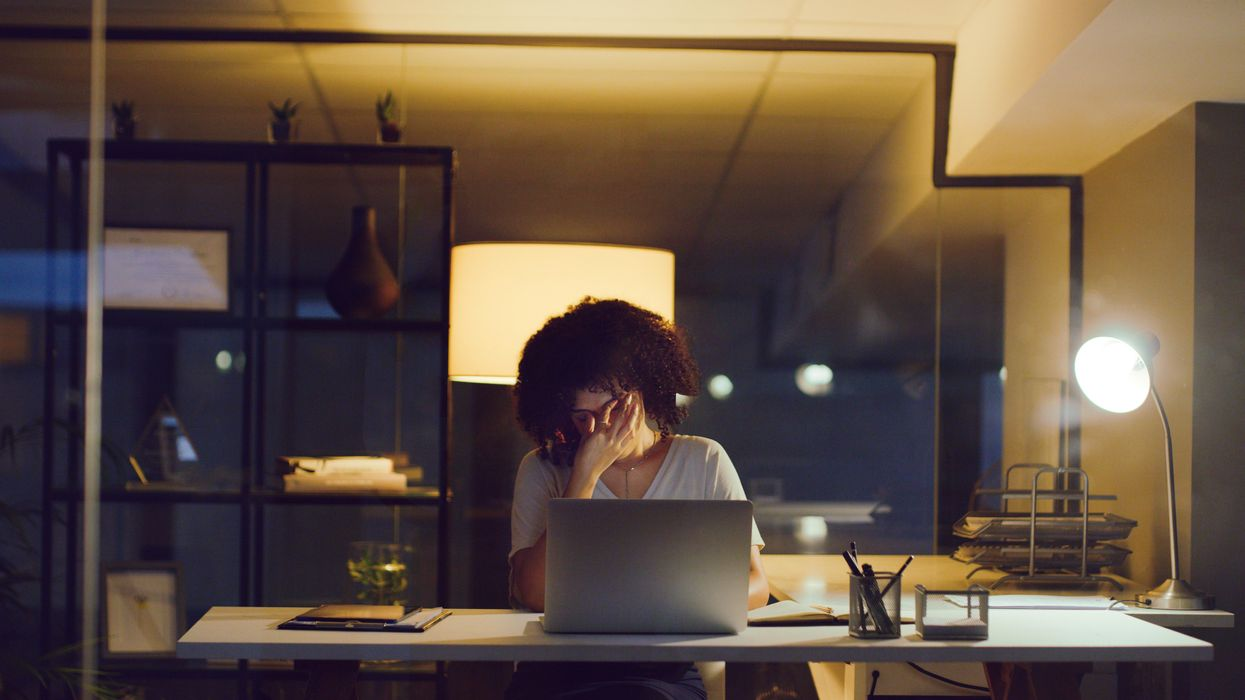 Why the biggest risk to your business this year is burnout — and how to tackle it