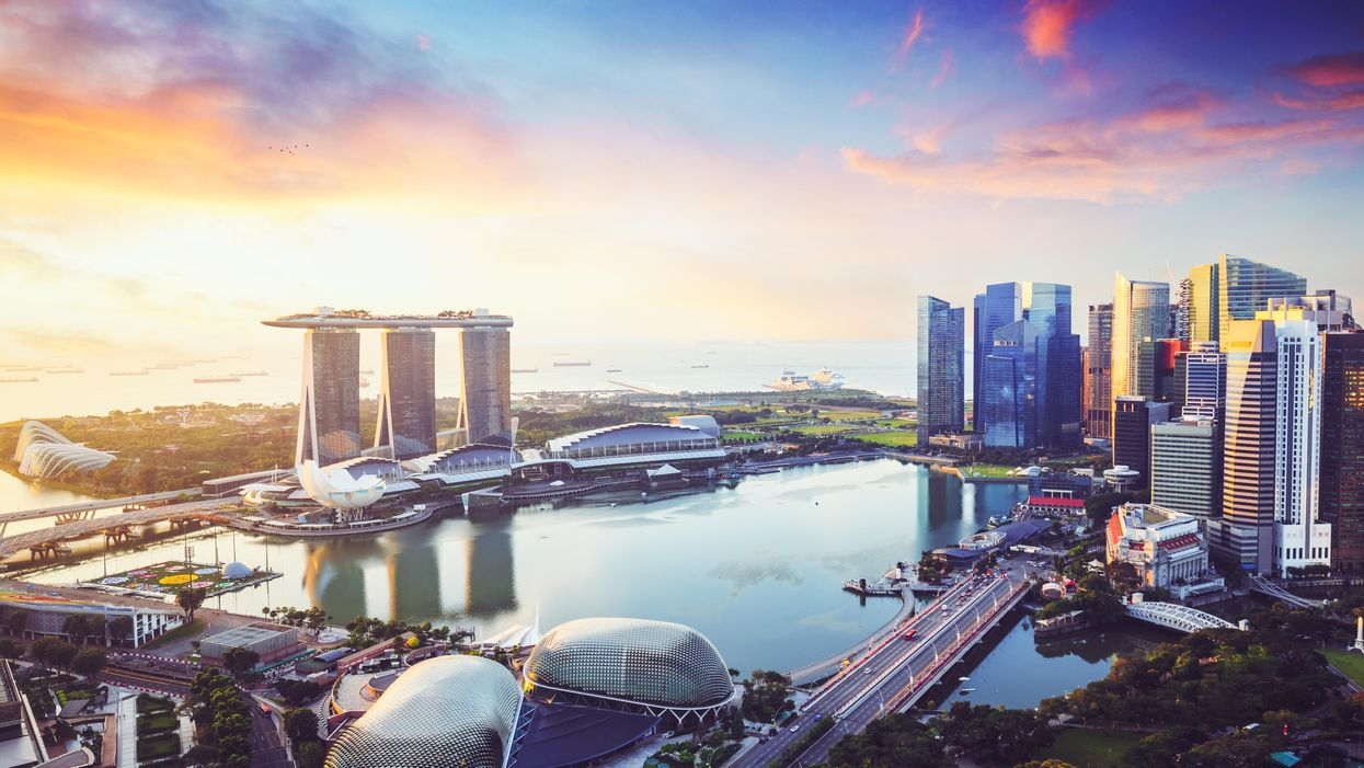 Grab's senior MD on scaling a tech company from Singapore
