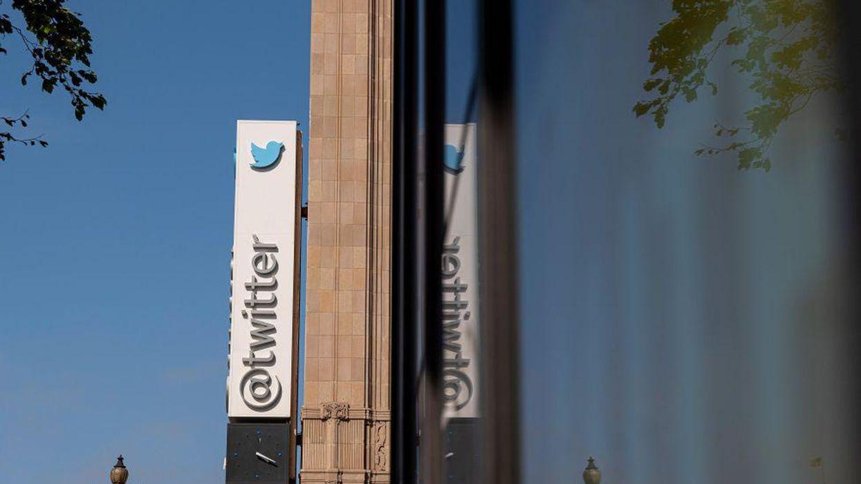 Twitter headquarters in San Francisco.