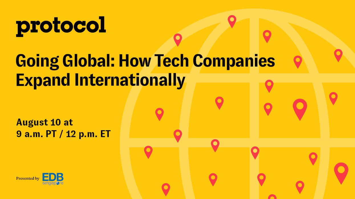 Going global: How tech companies expand internationally