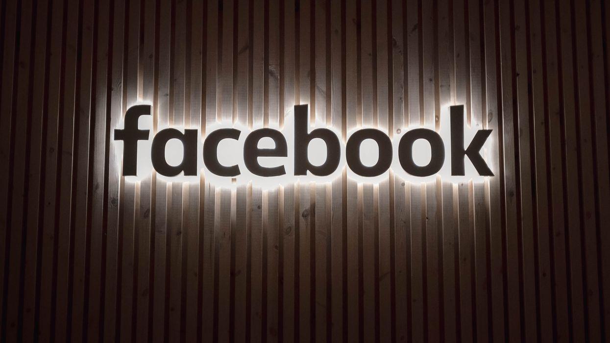 Faceboo's logo