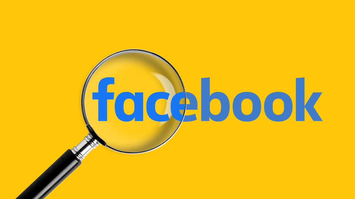 Facebook is responding to the government's antitrust scrutiny.