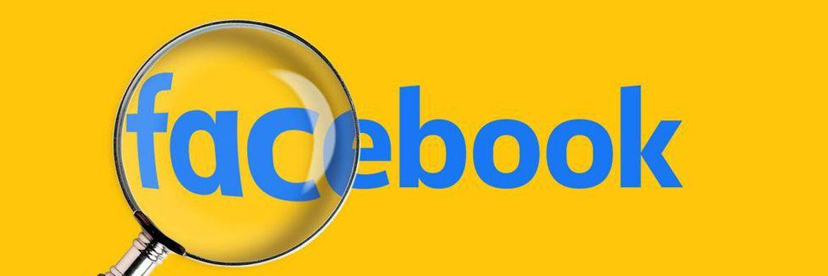 Facebook scrutiny
