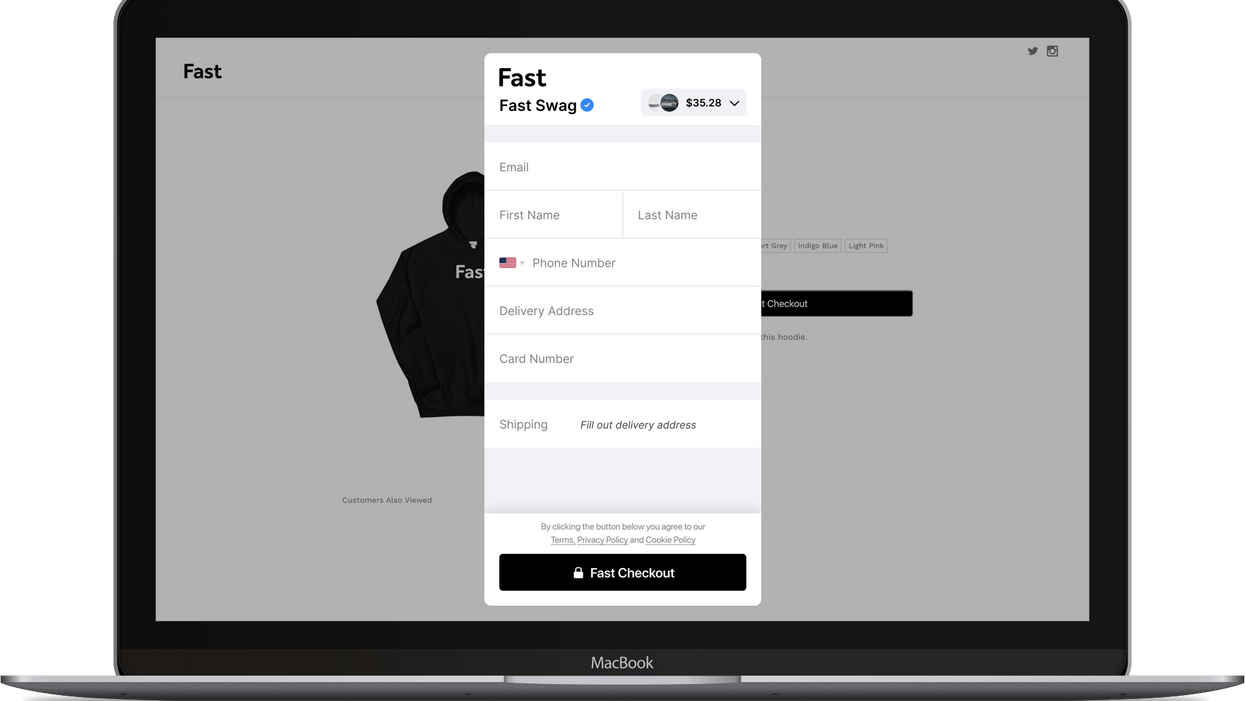 Fast's interface
