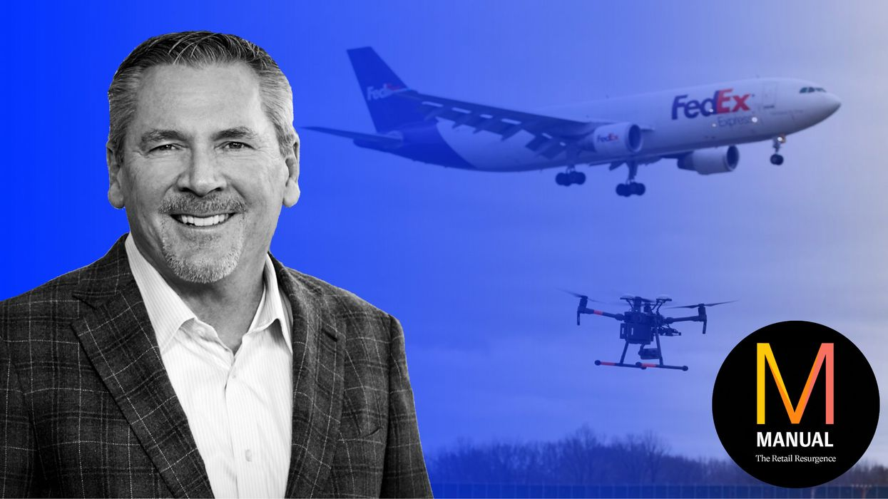 How FedEx leaned in to data and innovation this holiday season