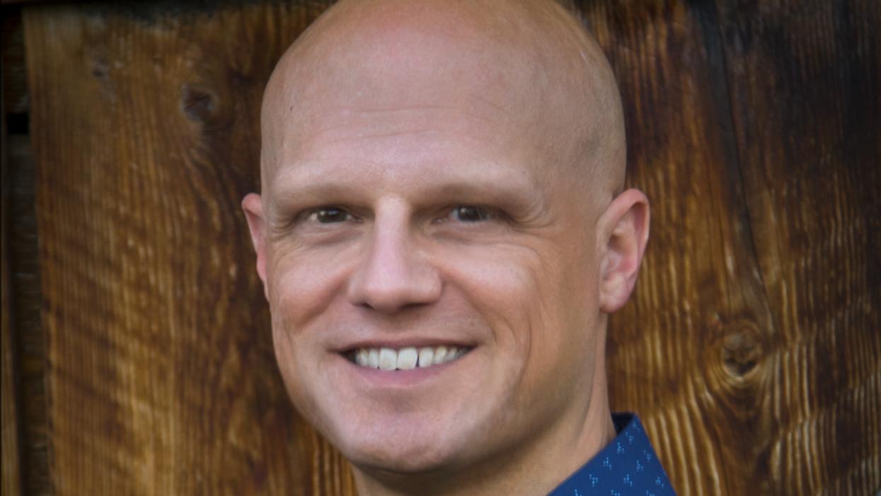 Galileo's new CEO Derek White