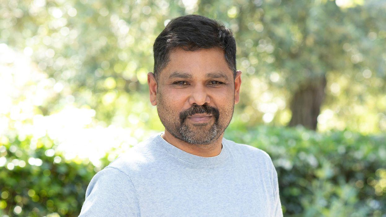 Girish Mathrubootham headshot