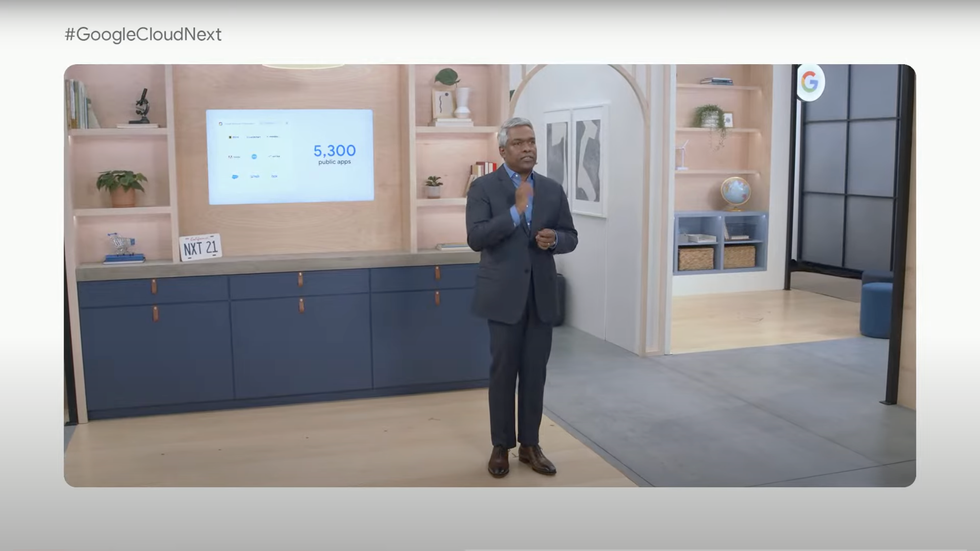 Customers and partners come first at the new Google Cloud