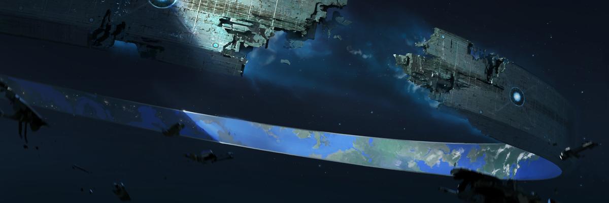 A screenshot of the upcoming Halo Infinite