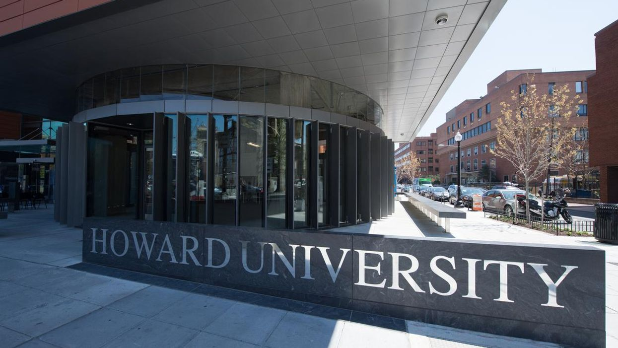 Howard University is one of the beneficiaries of the new Base10 fund.