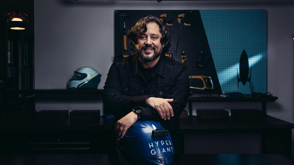 Hypergiant CEO Ben Lamm