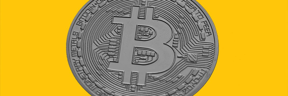 You can't ignore the bitcoin scams, Big Tech
