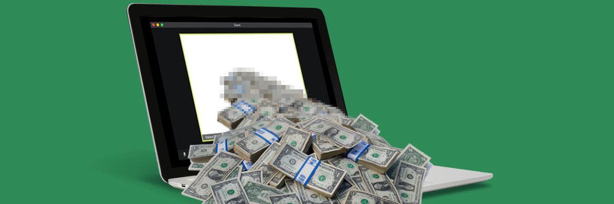 Zoom money