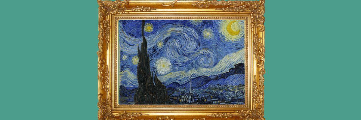 How an art slideshow became a TV network