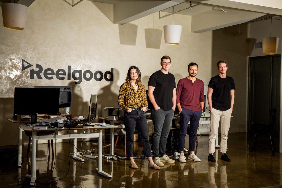 Reelgood executives