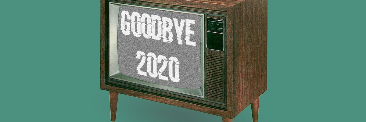 The year TV leaped into the future