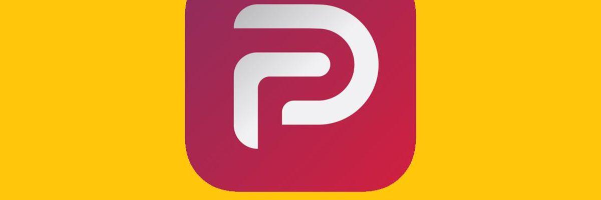Parler's new home online