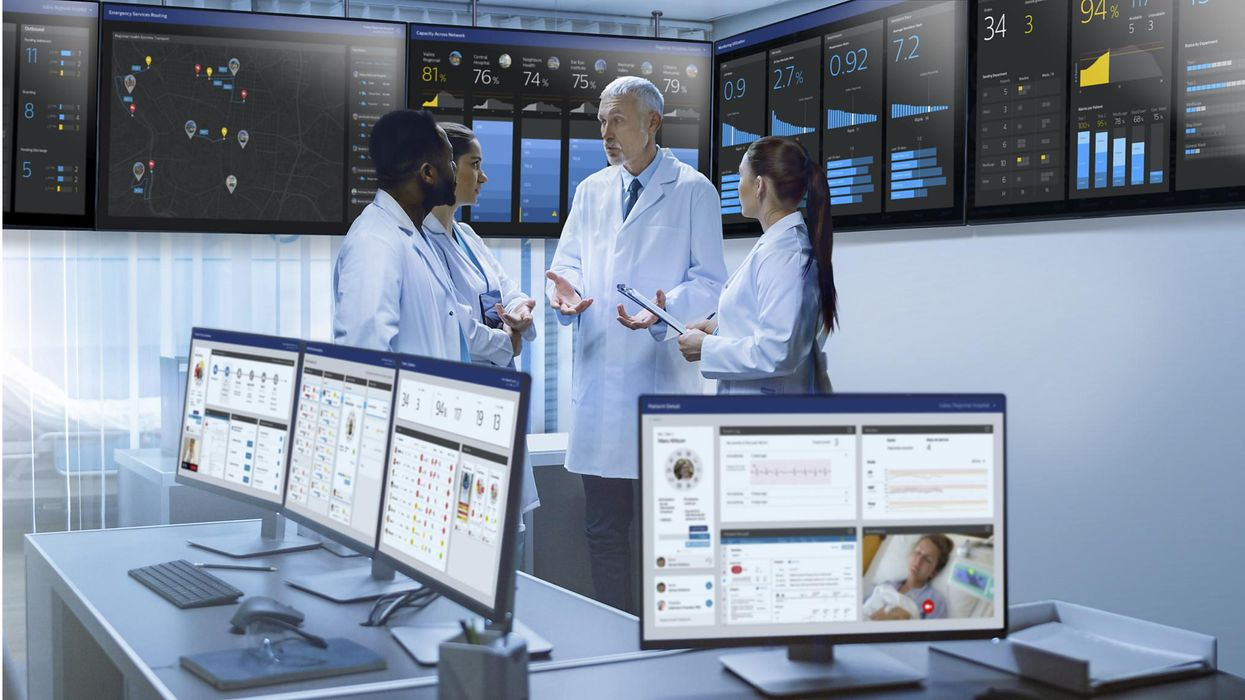 What will the hospital of the future look like in a post COVID-19 world?