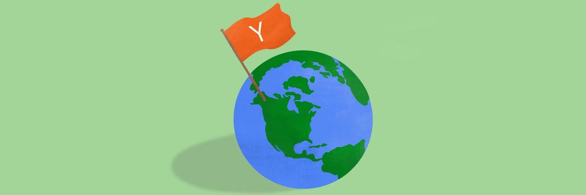 Y Combinator takes on the world