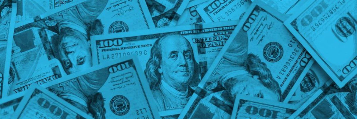 Fintech's big cash haul