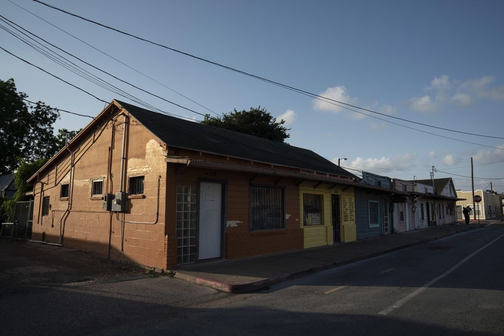 Homes in Brownsville, Texas