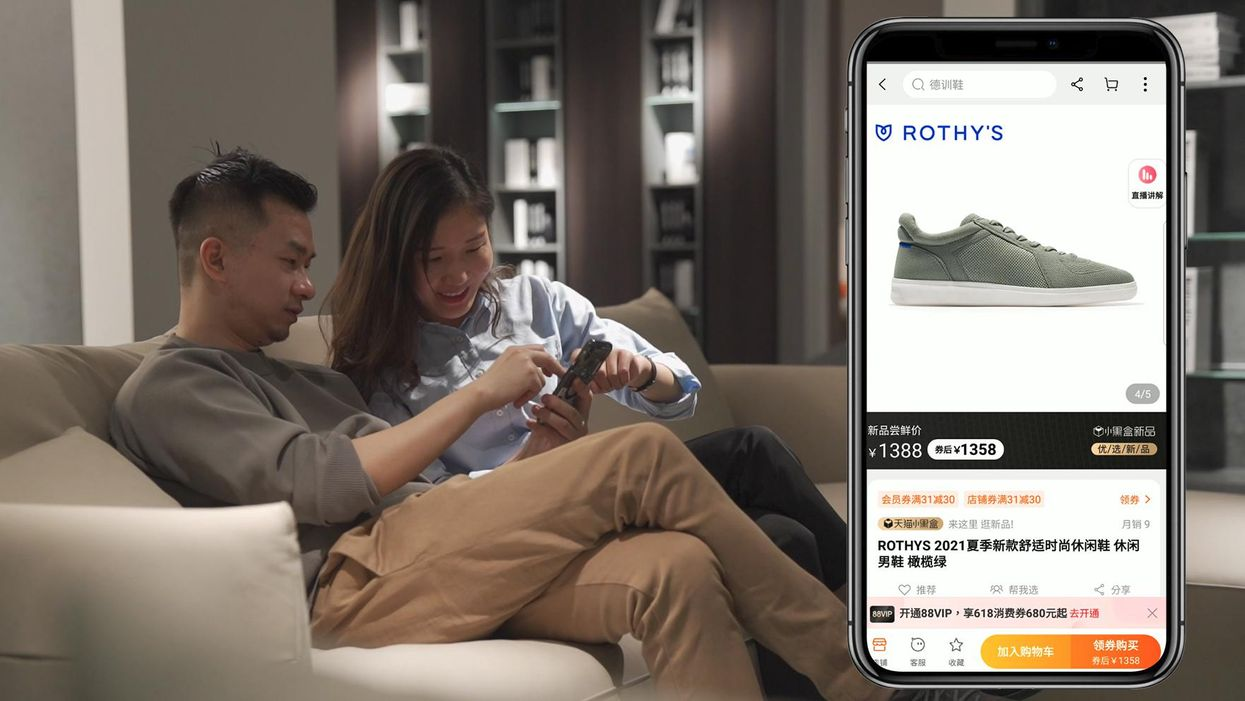 The next frontier of shopping is digital and experiential