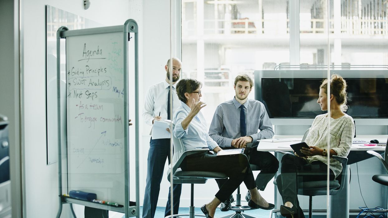 Four processes to keep you innovating through change
