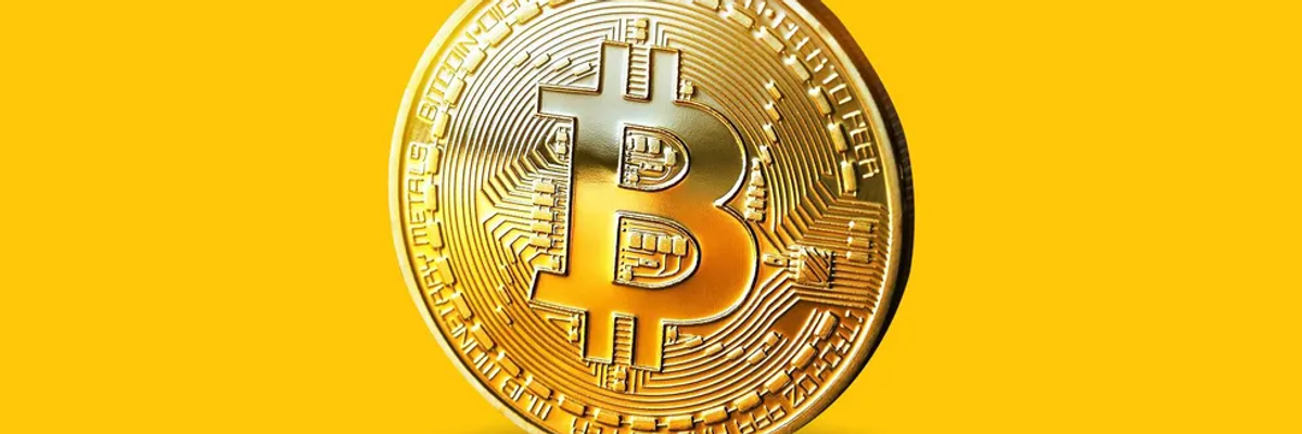 Today is the biggest day yet for the crypto world