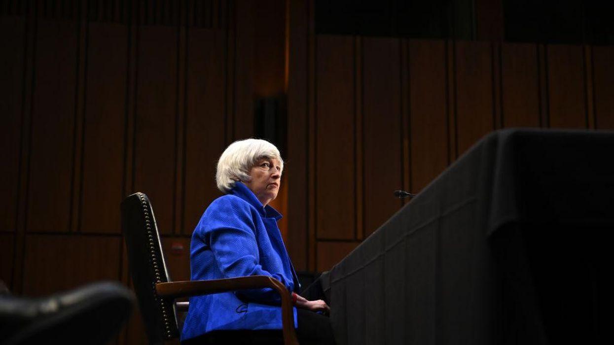 Janet Yellen, the Treasury Secretary,