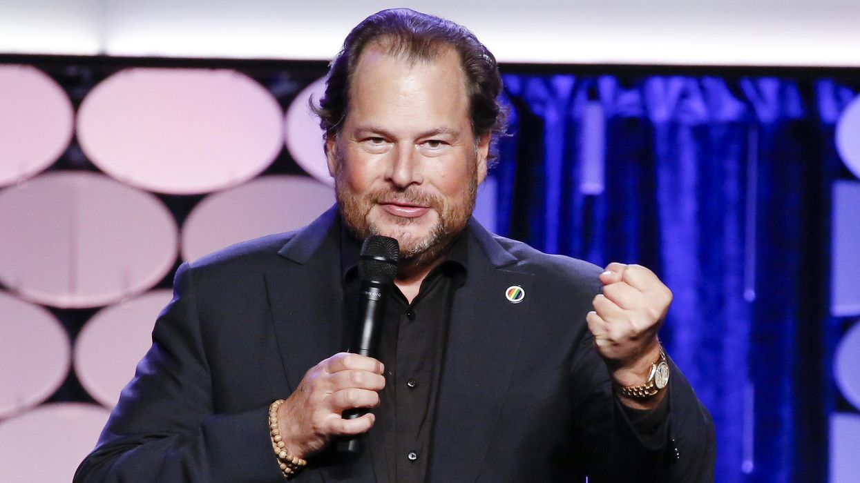 'Haters will be haters': How Salesforce, despite some big setbacks, had a banner 2020