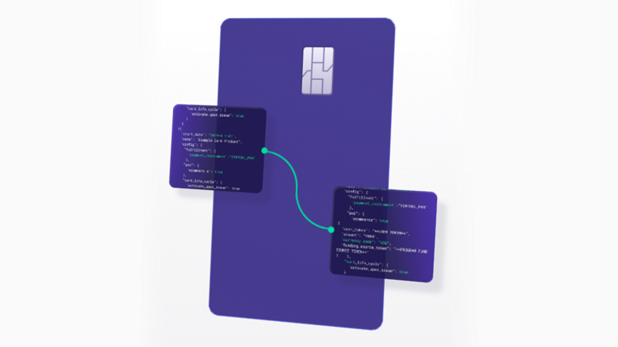 Marqeta provides the infrastructure for issuing debit and prepaid cards and processing payments.