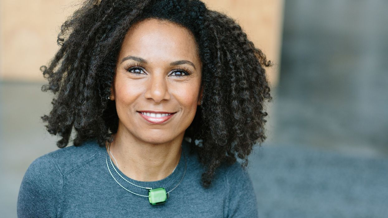 Maxine Williams, Chief Diversity and Inclusion Officer at Facebook