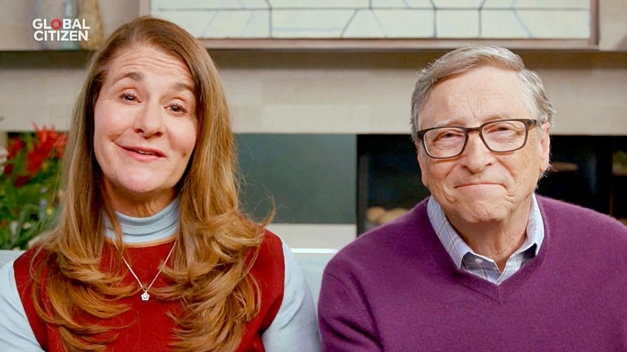 Melinda and Bill Gates are getting divorced.
