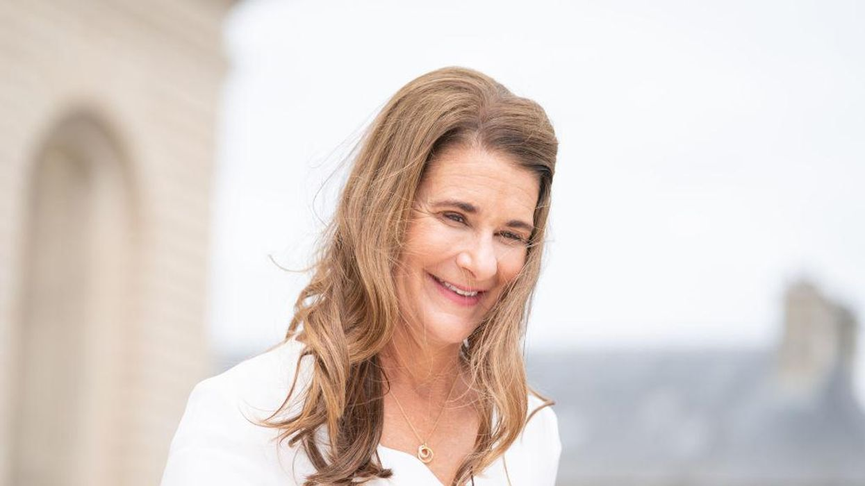 In tech's billionaire boys' club, Melinda Gates staked her claim by standing up for women