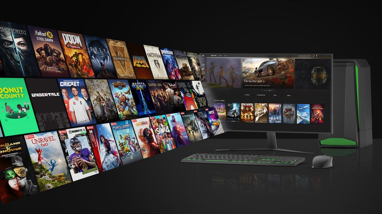 Microsoft matched Epic by slashing its commission on PC games