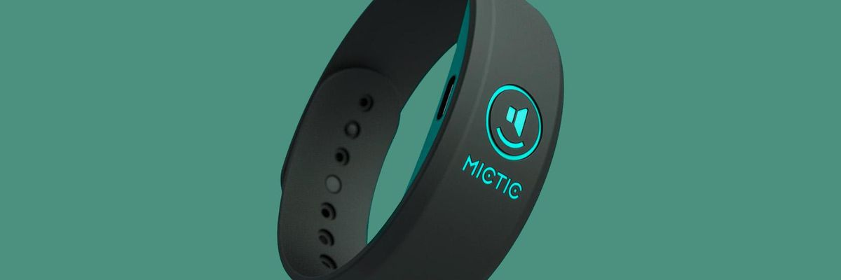 Wearables for dropping beats, not pounds