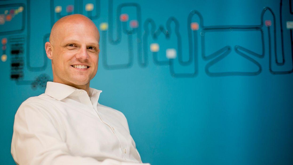 New Galileo CEO Derek White