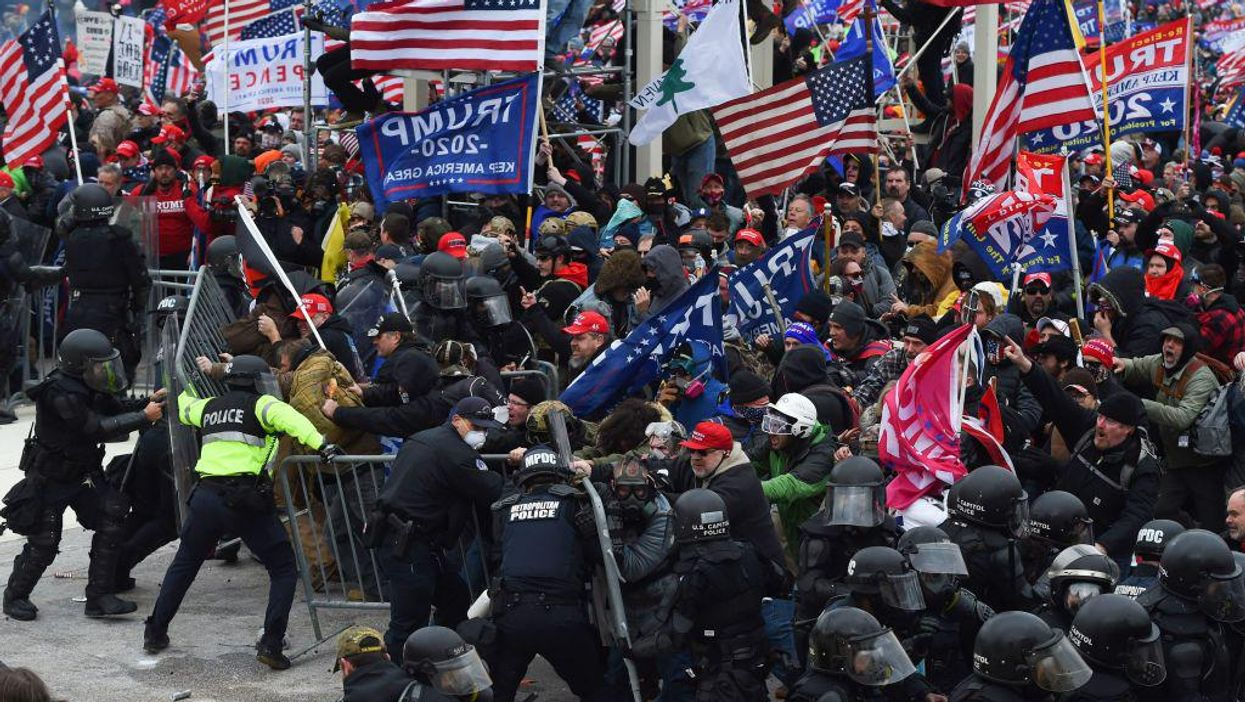 New evidence in Capitol rioter case exposes the role of Facebook Messenger